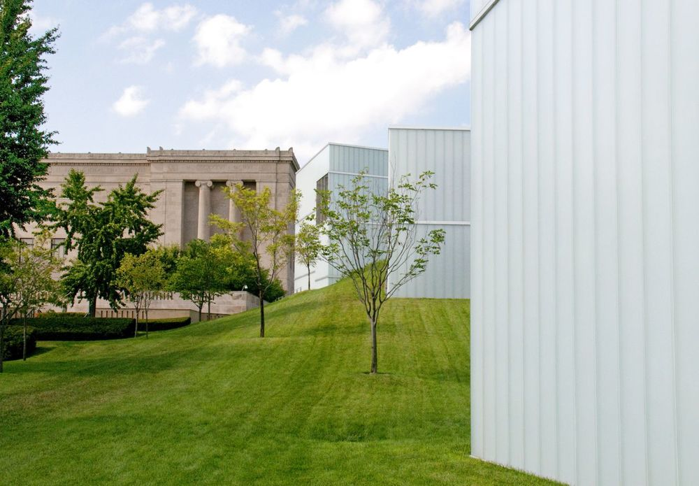 The Nelson-Atkins Museum of Art - Steven Holl