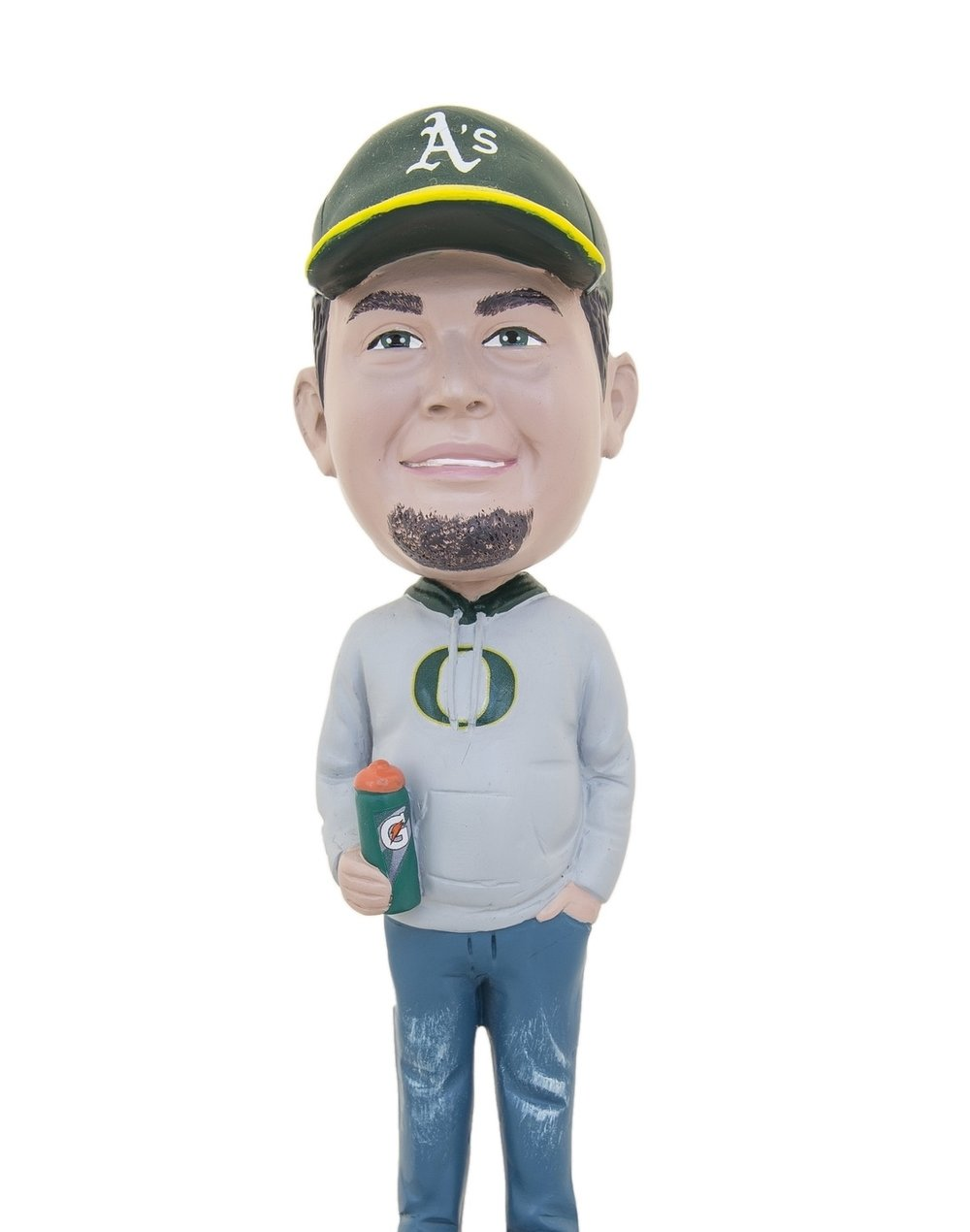 Yep. I have my own bobblehead.