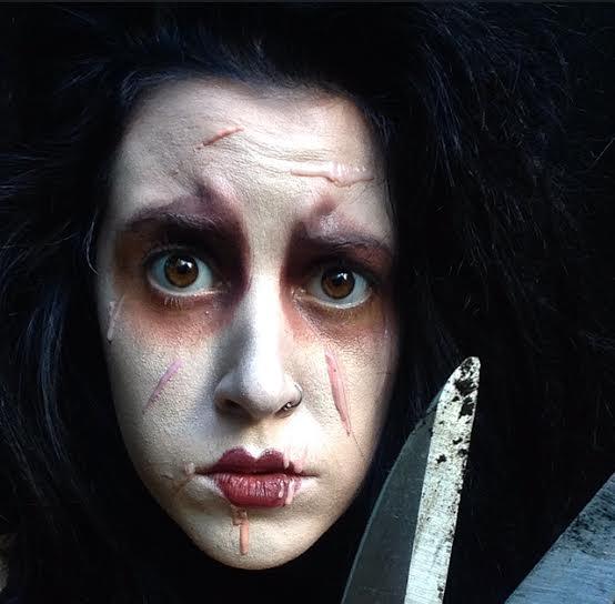 Halloween special fx series: #3 Edward Scissorhands — Allie ...