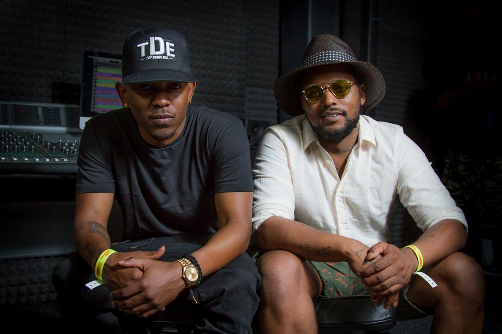 Kendrick Lamar & Schoolboy Q