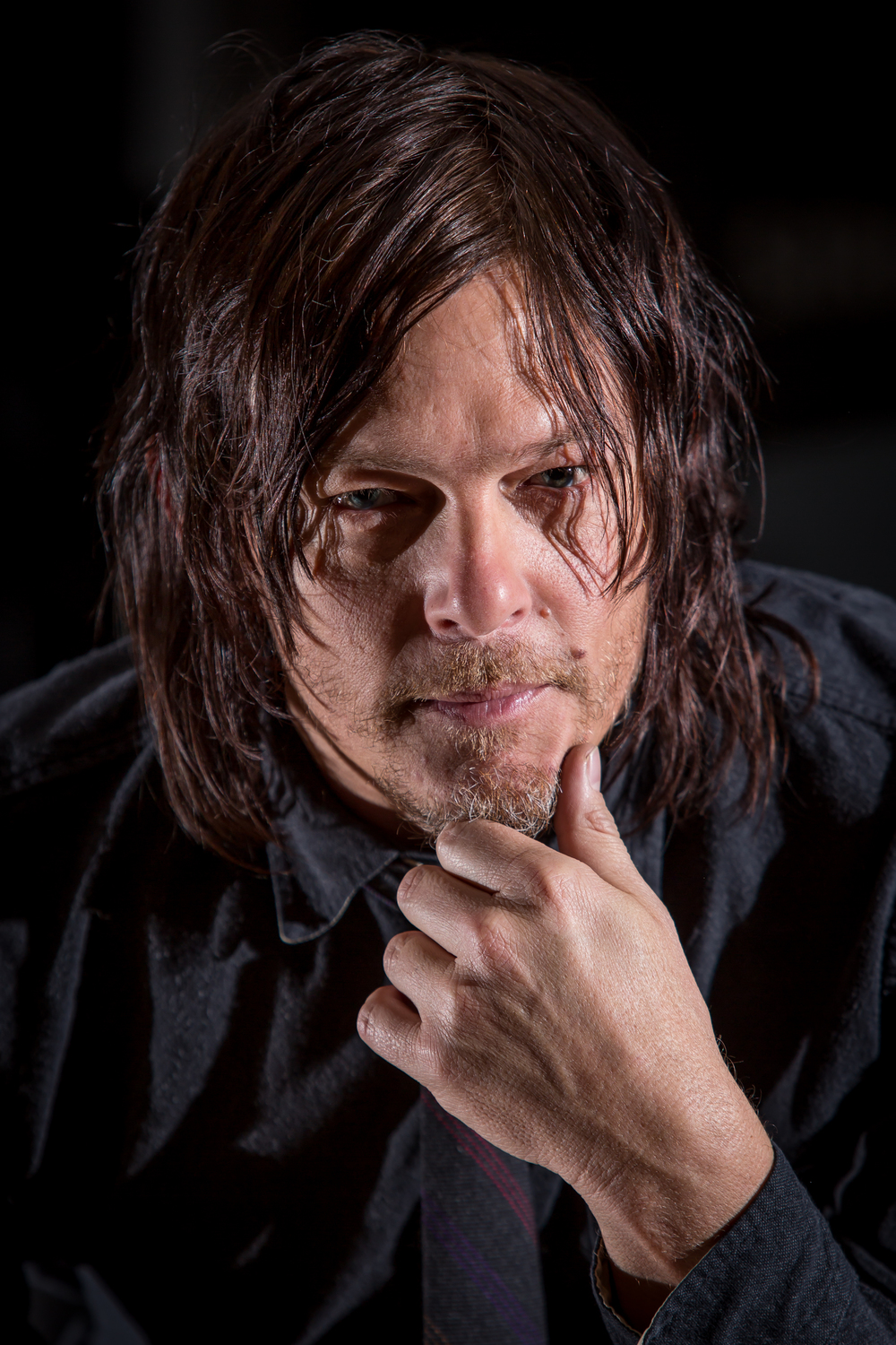 Norman Reedus of The Walking Dead