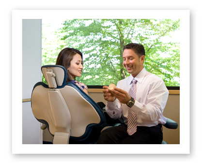 Dr. Koczarski provides dental care that focuses on your overall oral health and function.