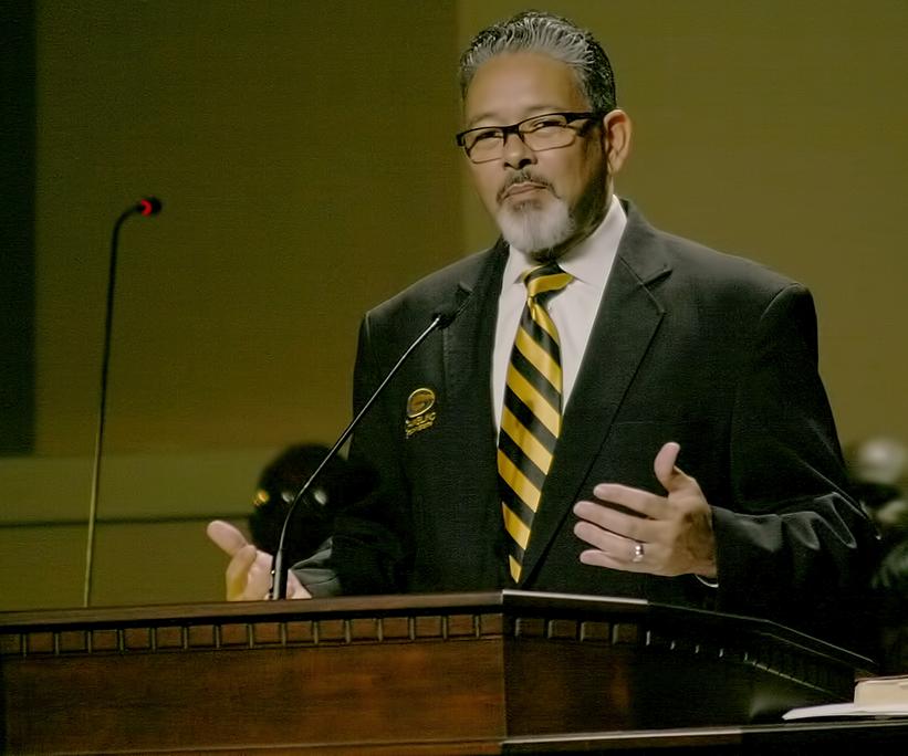 Dr Rick Gallot - President Grambling State University