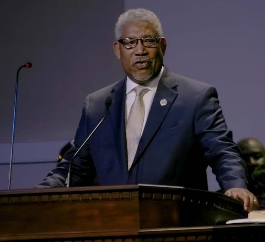 Dr Ray Belton - President Southern University