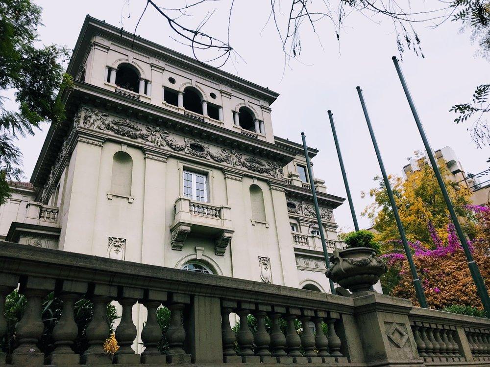 Fortress - Palacio Bruna