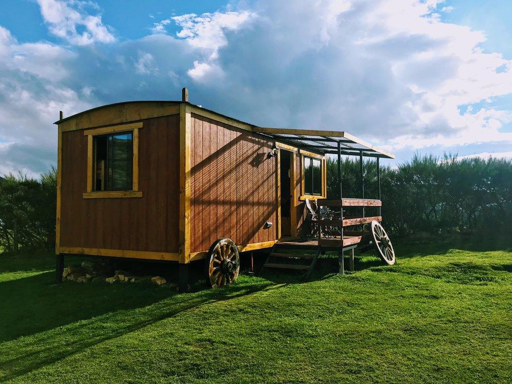 Konkashken Lodge in Torres del Paine National Park
