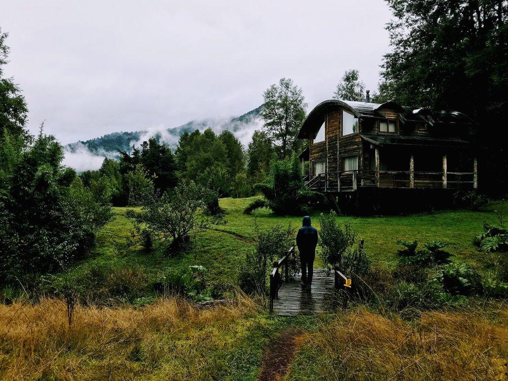 Huilo Huilo Biological Reserve in Chile