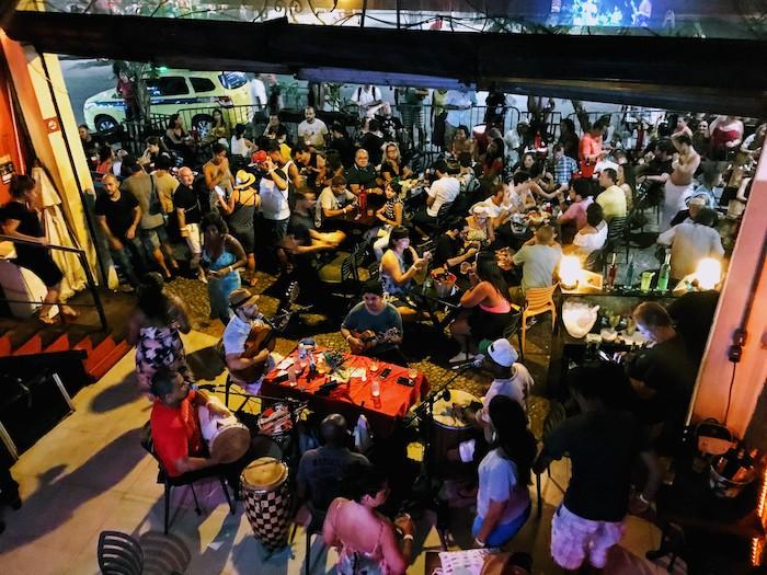 Bar Leviano in Rio de Janeiro