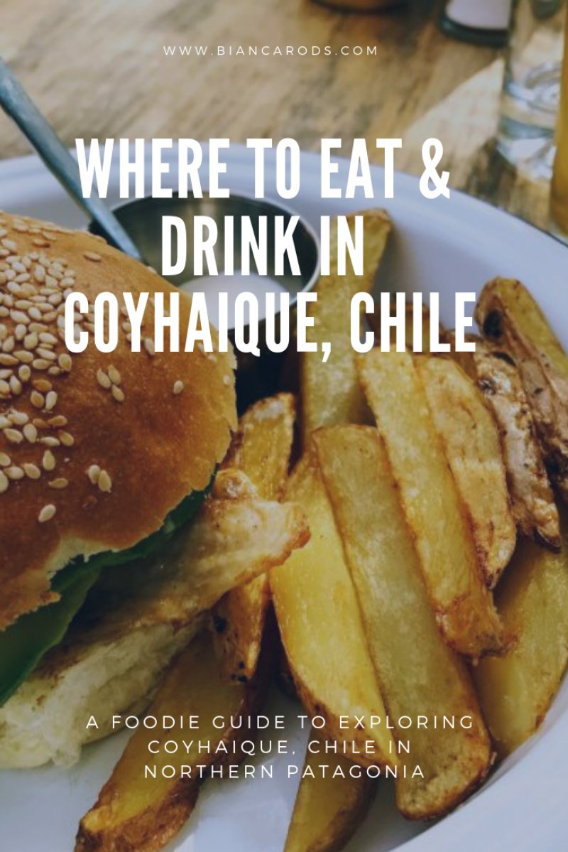 Where to Eat & Drink in Coyhaique, Chile