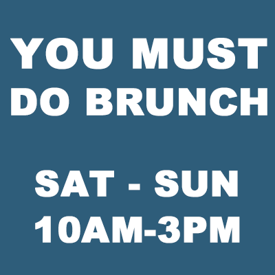 You Must Do Brunch