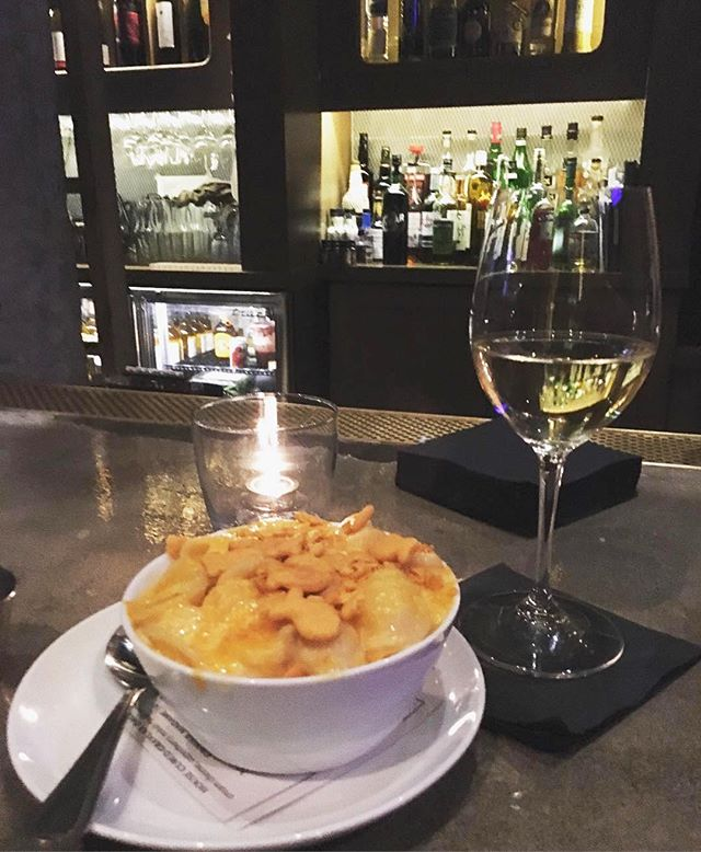 Goldfish Mac and wine? Umm, obviously. 📷 by Repost @killerhotdogs ・・・ It sure has been great living above @themustbar now someone tell me where to get the best mac & cheese in the valley! #dtla #themust #carbsforever #macandcheese #dtlaartsdistrict #foodporn #eatlocal
