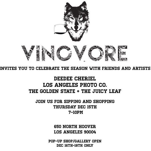 More details about the @vinovorela #popup tonight. #wino #wine #holiday #gifts #silverlake #vino #winelover