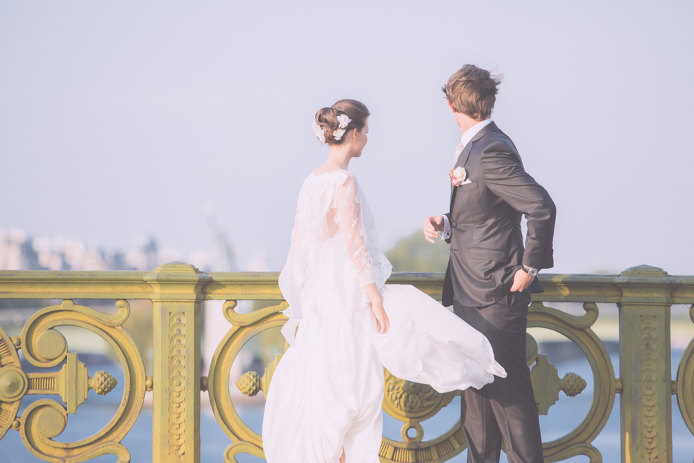 Raphaëlle & Sébastien Paris