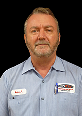 Robby Jones   Beech St./RFID Manager