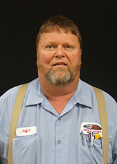 Jeff Collins   Maintenance Manager