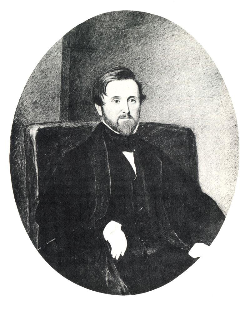 Alexander Jackson Davis, Avery Library