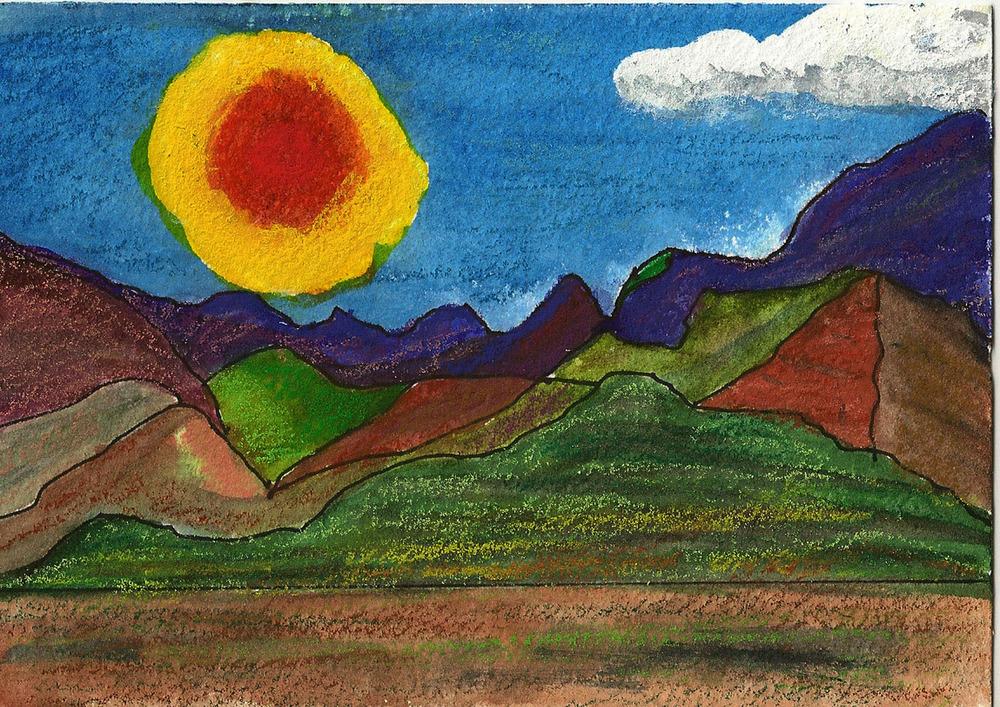 Taos Mountains 2