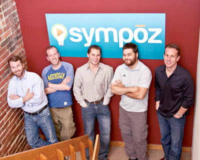 John Levisay and Sympoz Management Team