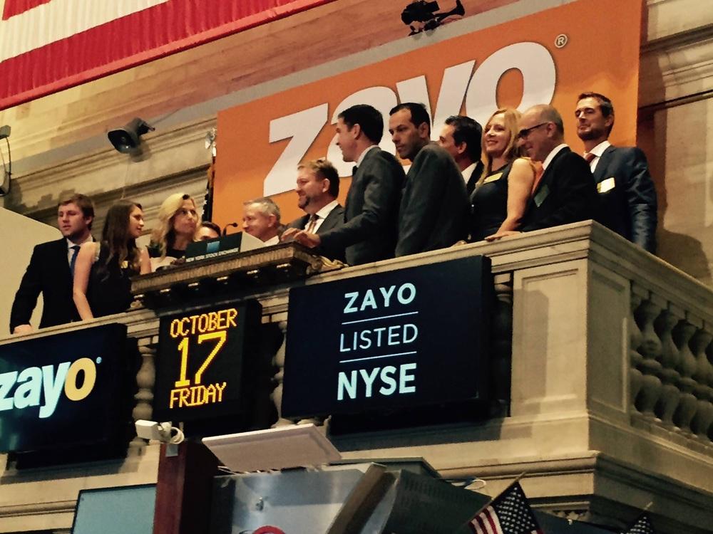 Zayo Management Team