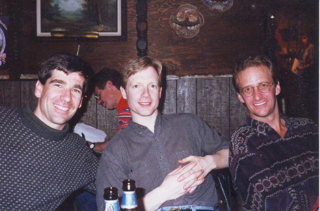 Bob Cruickshank, Brian Reilly, Tom Moore (CableLabs - 1995)