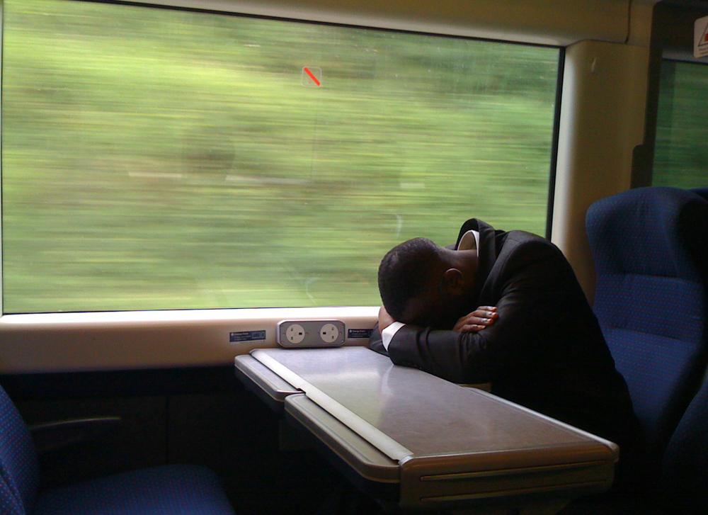 Bicester Train, 2012