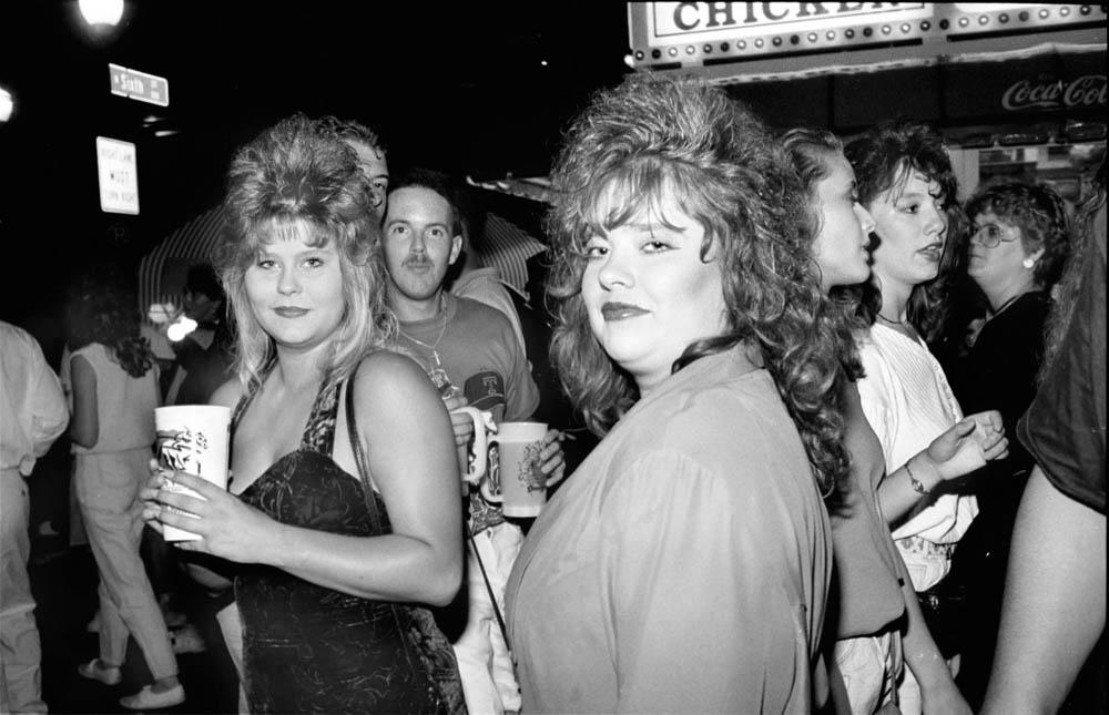 Chicken, Louisville Straßenfest, 1993