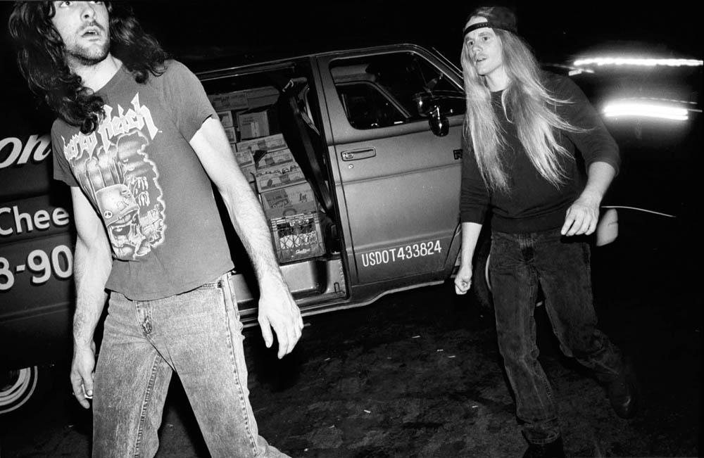Sacred Reich, Louisville Straßenfest, 1991