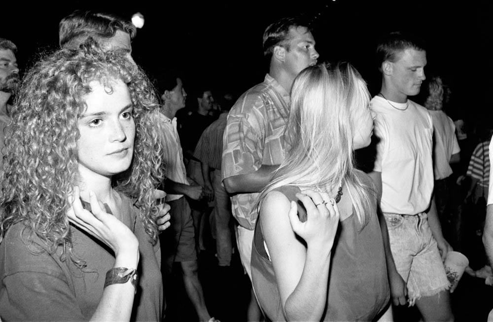 Ringlets, Louisville Straßenfest, 1993
