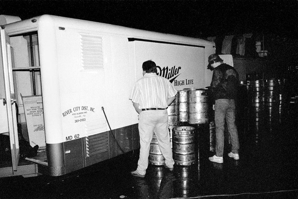 Miller High Life, Derby Festival Chow Wagon, 1989