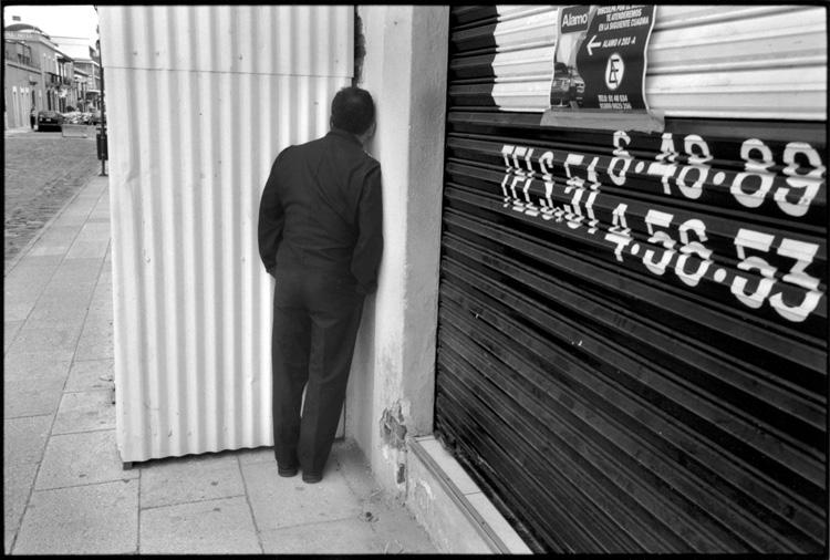 Hoarding, Oaxaca, Mexico 2009