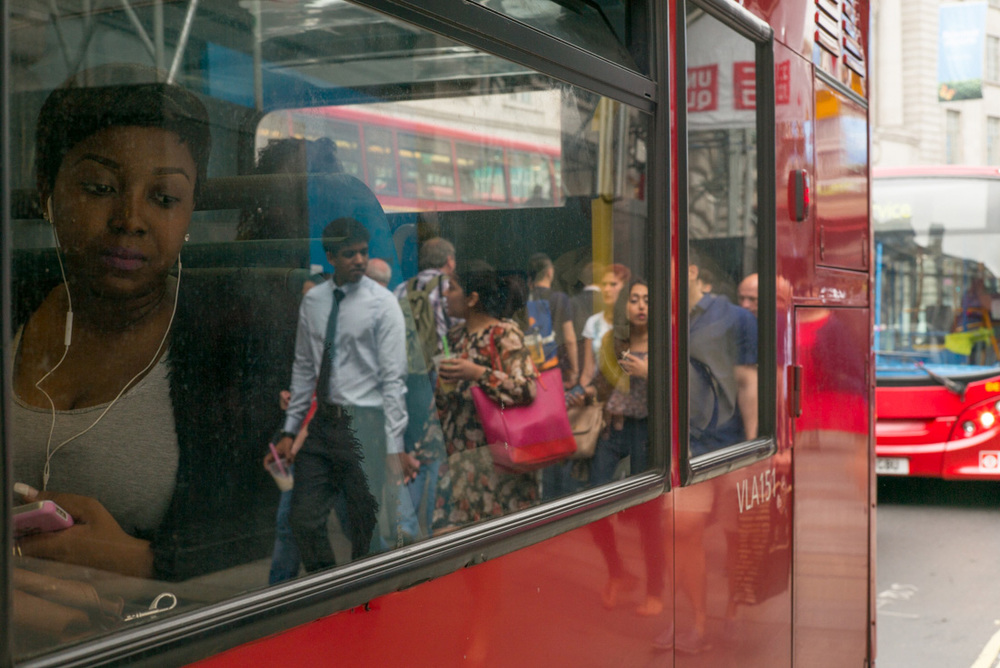 Bus, Regent Street