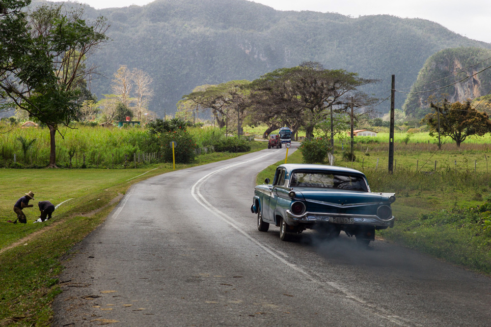 Near Viñales, Cuba, March 2016