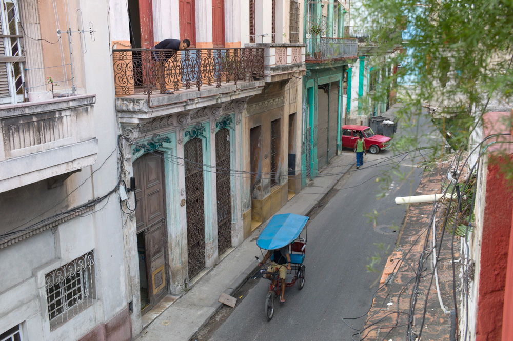 Calle Manrique, Havana, March 2016