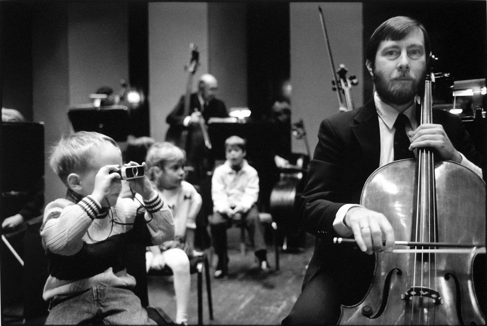 Children's Concert, Louisville Orchestra, 1991
