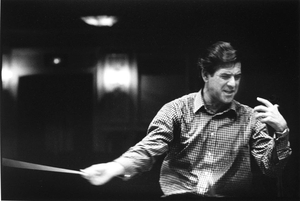 Conductor Max Bragado-Darman, 1995