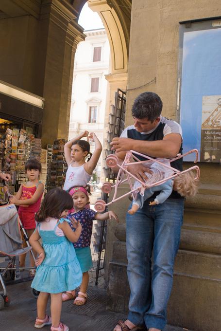 Dolls, Florence 2007