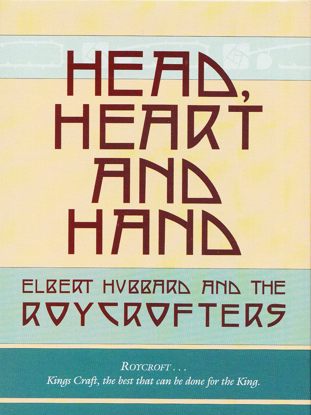 Head, Heart, and Hand