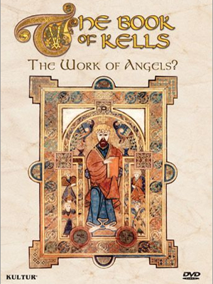 Book of Kells: Work of Angels