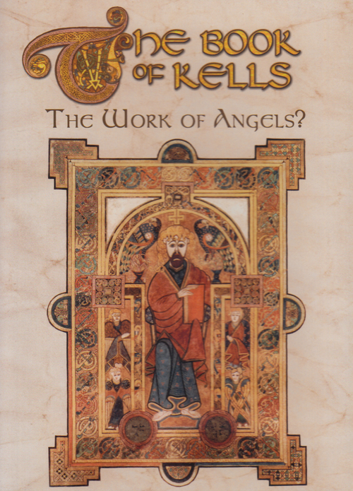 Book Of Kells The Work Of Angels Muse Film And Television