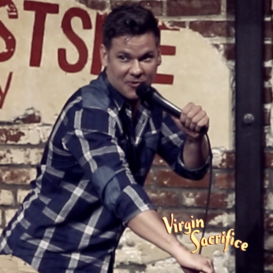 Theo Von    ( Deal With It, Comedy Central )