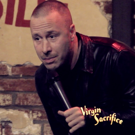 Dov Davidoff    ( Filthy Operation, Chelsea Lately )