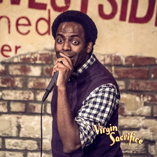 Baron Vaughn    (Conan, Late Night with Jimmy Fallon)