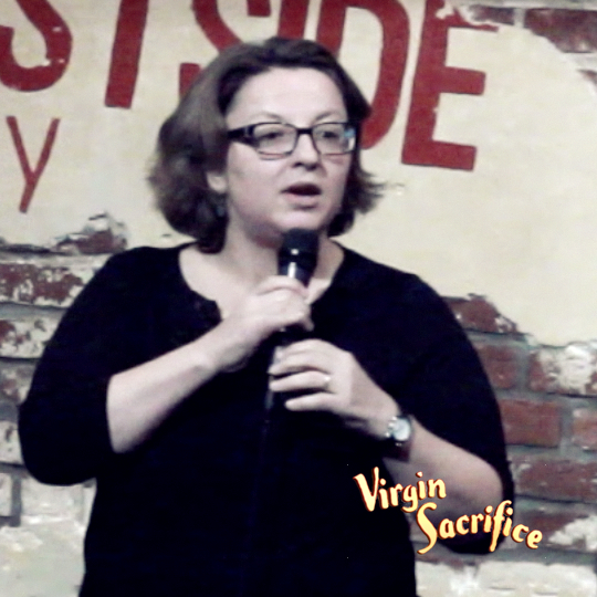 Jackie Kashian    ( Comedy Central )