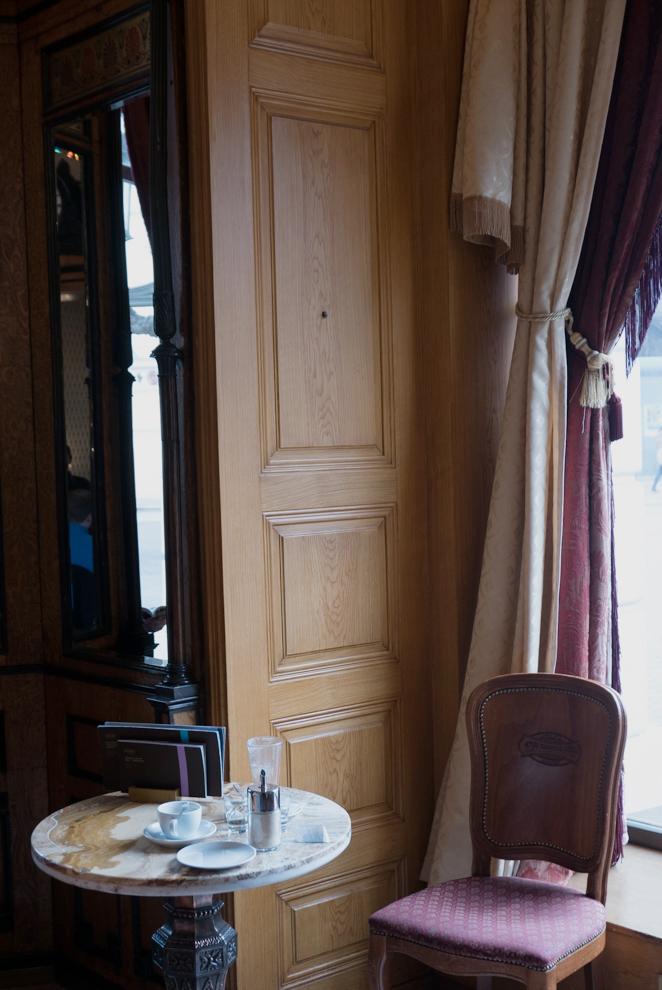 Cafe Gerbeaud | Monica R. Goya