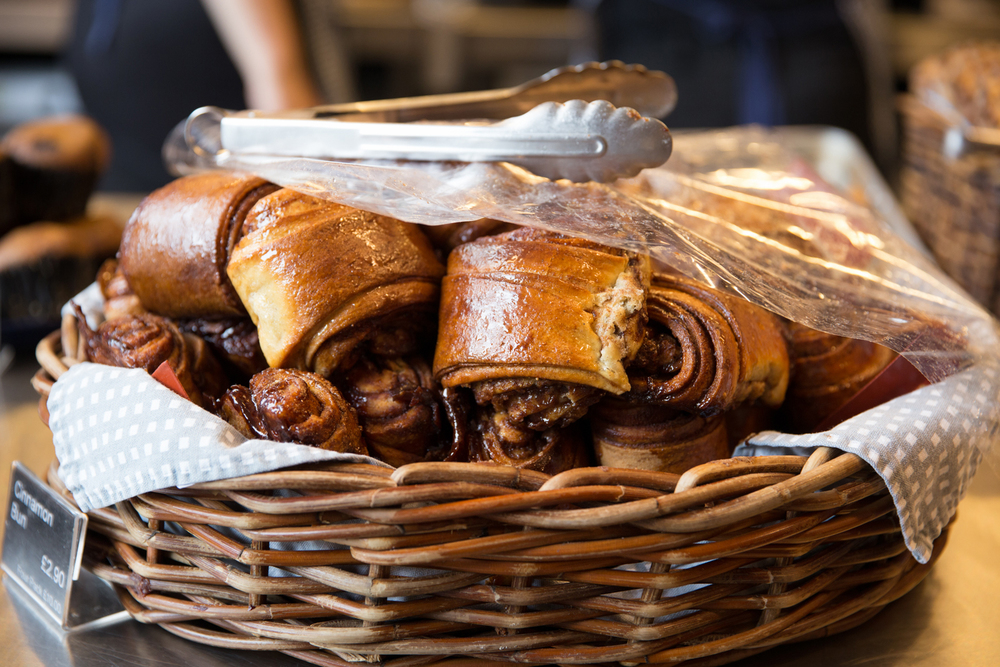 Nordic Bakery | Monica R. Goya