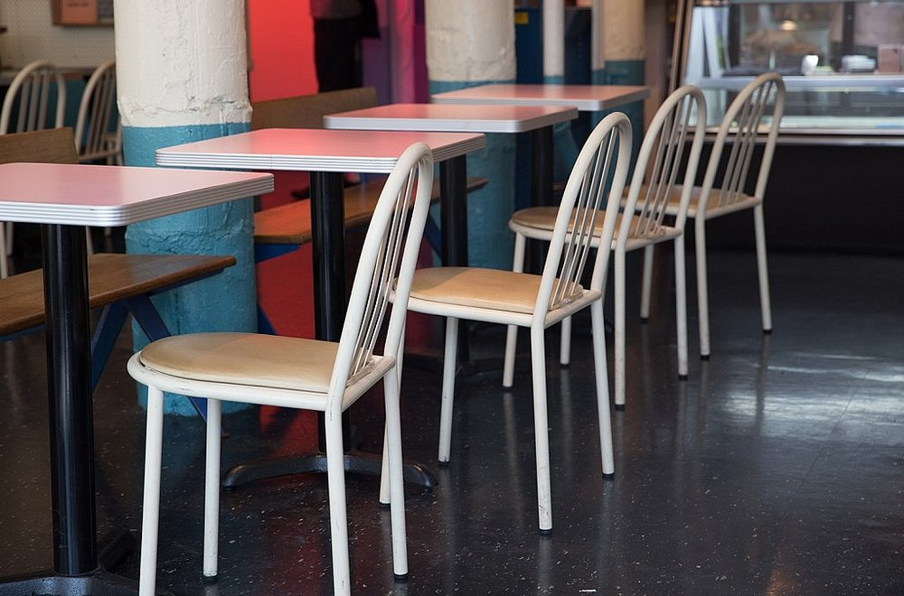Cafe Henrie NYC - Monica R. Goya