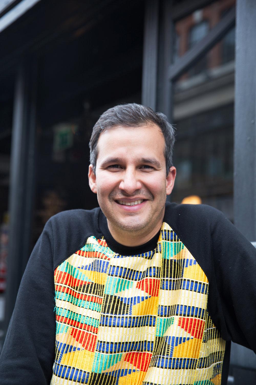 Martin Morales of Ceviche - Monica R. Goya