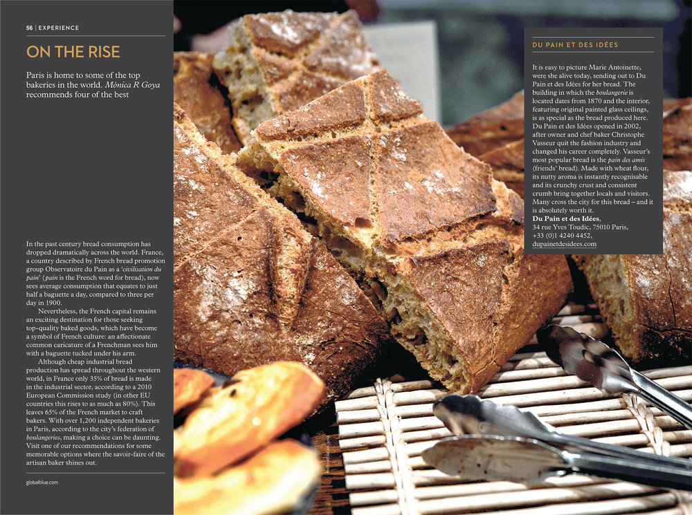 Best Bakeries in Paris - SHOP magazine Paris Style edition SS17 - Words & Photography
