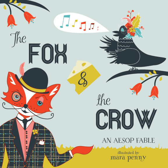 the fox and the crow_mara penny.jpg