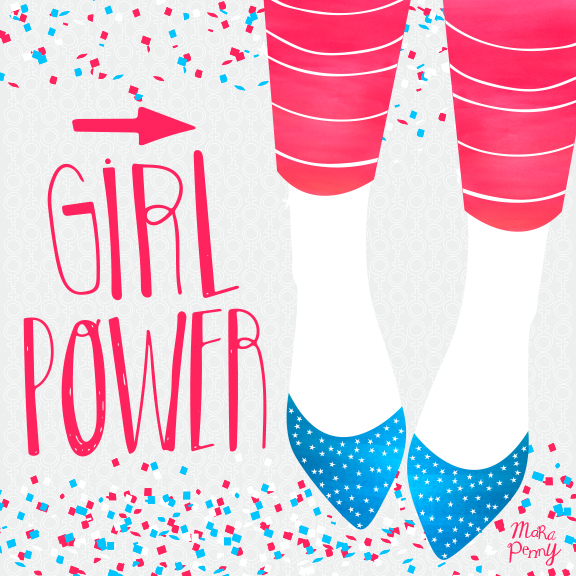 Girl Power_Mara Penny